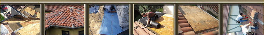 broken roofing tiles repair for Yorba Linda, Ca